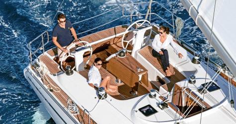 Sunscape_Bavaria 46_under_Sail